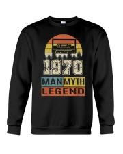 Vintage Man Myth Legend 1970 Crewneck Sweatshirt thumbnail