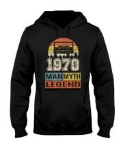 Vintage Man Myth Legend 1970 Hooded Sweatshirt thumbnail