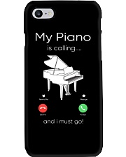 my piano Phone Case tile