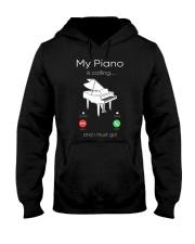 my piano Hooded Sweatshirt thumbnail