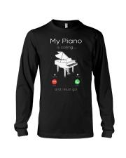 my piano Long Sleeve Tee thumbnail