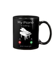 my piano Mug thumbnail