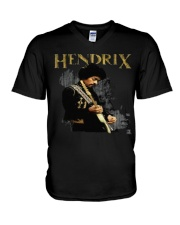 LIMITIN IDITIN V-Neck T-Shirt thumbnail