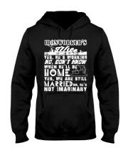 I Am An IronworkerS Wife T Shirt Funny shirt Hooded Sweatshirt thumbnail