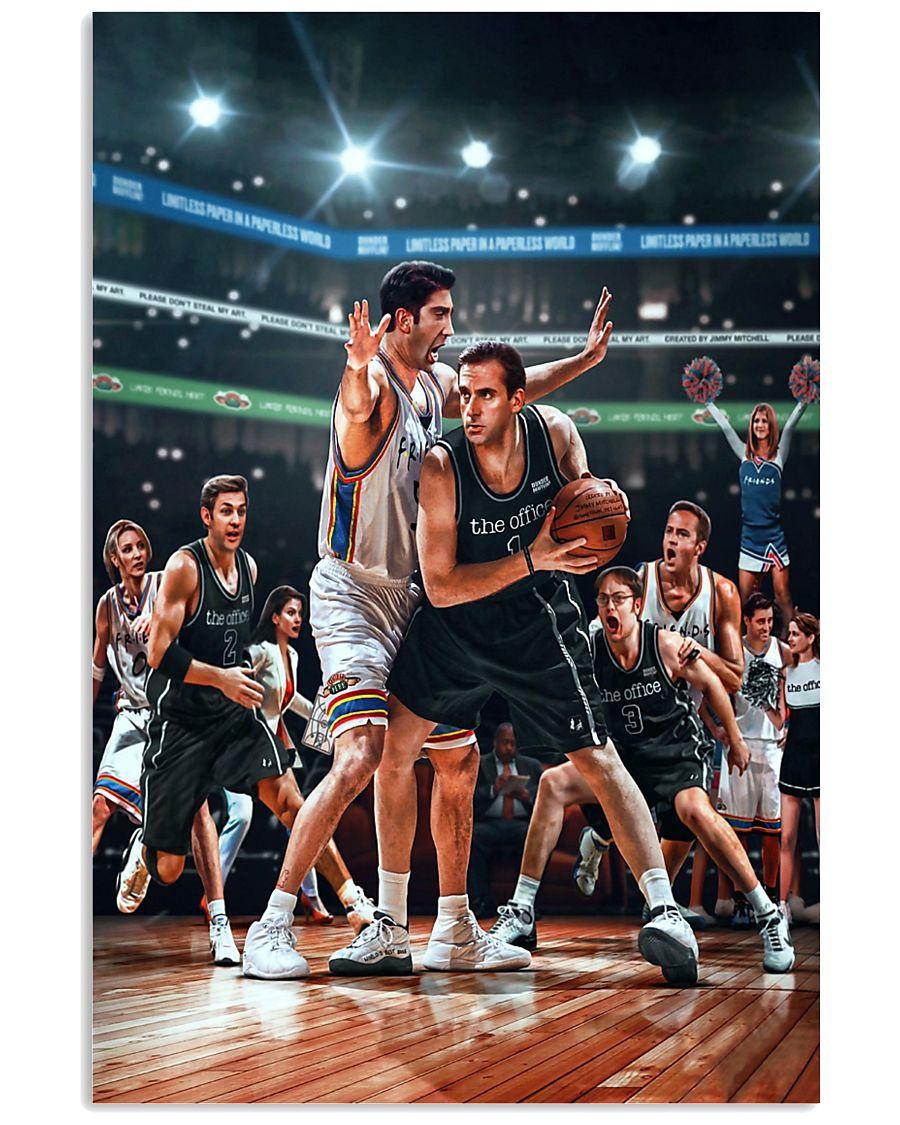 Basketball 24x36 Poster