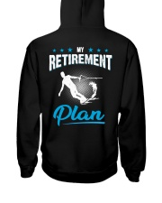 MY RETIREMENT PLAN - WAKEBOARDING Hooded Sweatshirt thumbnail