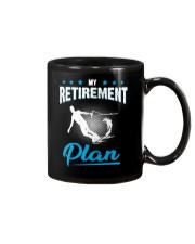 MY RETIREMENT PLAN - WAKEBOARDING Mug thumbnail