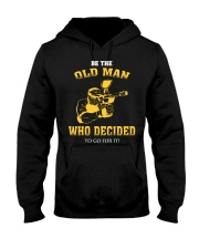 BE THE OLD MAN - PAINTBALL Hooded Sweatshirt thumbnail