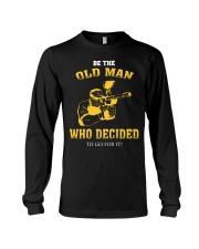 BE THE OLD MAN - PAINTBALL Long Sleeve Tee thumbnail