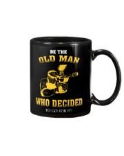 BE THE OLD MAN - PAINTBALL Mug thumbnail
