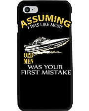JET-BOATING OLD MEN  Phone Case thumbnail