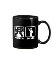 PROBLEM SOLVED PAINTBALLING Mug thumbnail