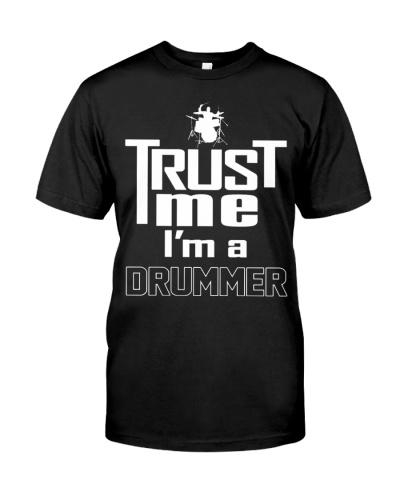 TRUST ME - I'M A DRUMMER