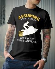 JET SKIING OLD MEN Classic T-Shirt lifestyle-mens-crewneck-front-6