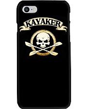 KAYAKER SKULL Phone Case thumbnail