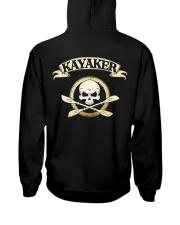 KAYAKER SKULL Hooded Sweatshirt thumbnail