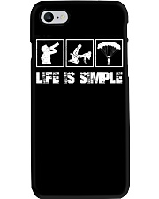 SKYDIVING - LIFE IS SIMPLE Phone Case thumbnail