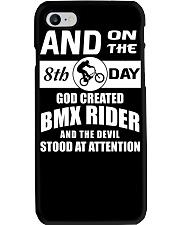 GOD CREATED BMX RIDER Phone Case thumbnail