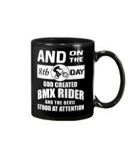 GOD CREATED BMX RIDER Mug thumbnail