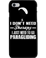 I DON'T NEED THERAPY I JUST NEED TO GO PARAGLIDING Phone Case thumbnail