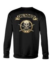 DRUMMER SKULL Crewneck Sweatshirt thumbnail