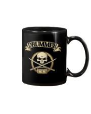 DRUMMER SKULL Mug thumbnail