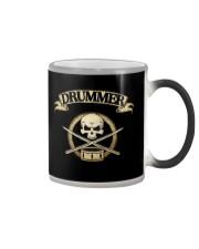 DRUMMER SKULL Color Changing Mug thumbnail