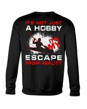 Escape From Reality Kayaking - Limited Edition Crewneck Sweatshirt thumbnail