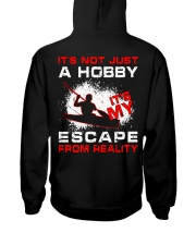 Escape From Reality Kayaking - Limited Edition Hooded Sweatshirt thumbnail