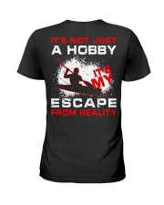 Escape From Reality Kayaking - Limited Edition Ladies T-Shirt thumbnail