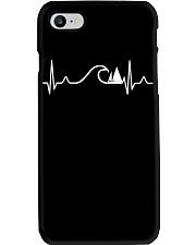 SAILING HEART BEAT AND WAVES Phone Case thumbnail