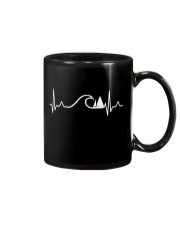 SAILING HEART BEAT AND WAVES Mug thumbnail