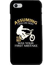 BMX BIKE OLD MEN Phone Case thumbnail
