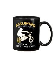 BMX BIKE OLD MEN Mug thumbnail