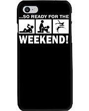 SO READY FOR THE WEEKEND - BODYBOARDING Phone Case thumbnail