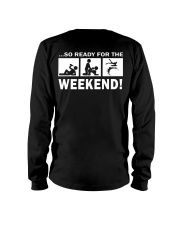 SO READY FOR THE WEEKEND - BODYBOARDING Long Sleeve Tee thumbnail