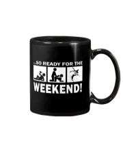 SO READY FOR THE WEEKEND - BODYBOARDING Mug thumbnail