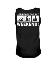 SO READY FOR THE WEEKEND - SAILING Unisex Tank thumbnail