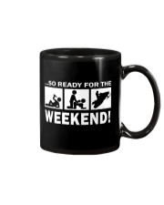 SO READY FOR THE WEEKEND - SNOWMOBILING Mug thumbnail