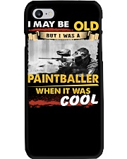 AWESOME PAINTBALLER Phone Case thumbnail