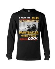 AWESOME PAINTBALLER Long Sleeve Tee thumbnail