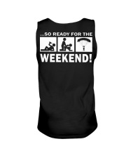 SO READY FOR THE WEEKEND - SKYDIVING Unisex Tank thumbnail