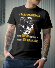 LIMITED EDITION - PLAY PAINTBALL Classic T-Shirt lifestyle-mens-crewneck-front-6