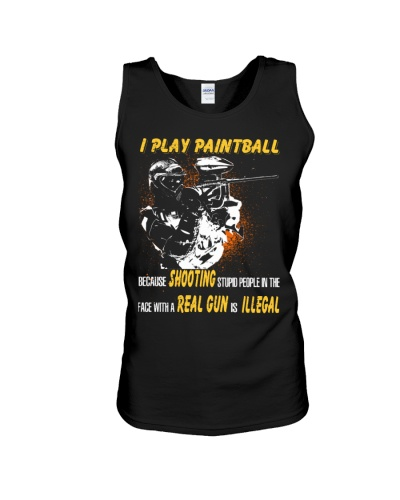 LIMITED EDITION - PLAY PAINTBALL