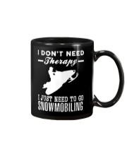I JUST NEED TO GO SNOWMOBILING Mug thumbnail