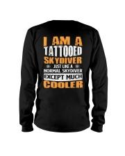 I AM A TATTOOED SKYDIVER Long Sleeve Tee thumbnail