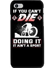 MOUNTAIN BIKING OR DIE Phone Case thumbnail