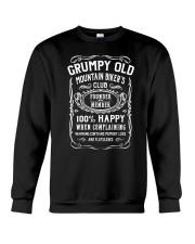 GRUMPY OLD MOUNTAIN BIKER'S CLUB Crewneck Sweatshirt thumbnail