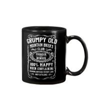 GRUMPY OLD MOUNTAIN BIKER'S CLUB Mug thumbnail