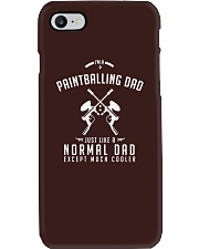 I'm a Paintballing Dad Phone Case thumbnail